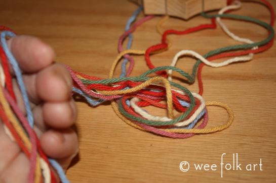 weaving star- untangle 545wm