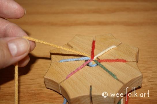 weaving star- w1 545wm