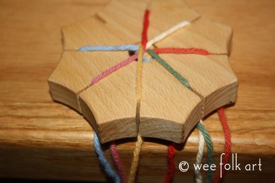 weaving star- w3 545wm