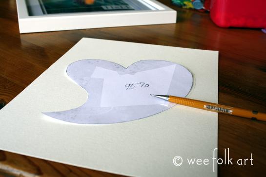 button heart picture tutorial trace heart 545wm