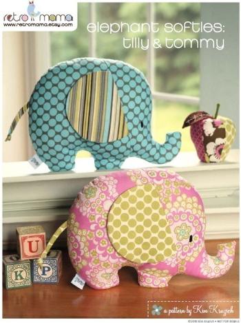 elephant patterns 7
