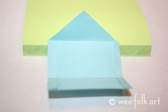 miniature envelope tutorial fold 545wm