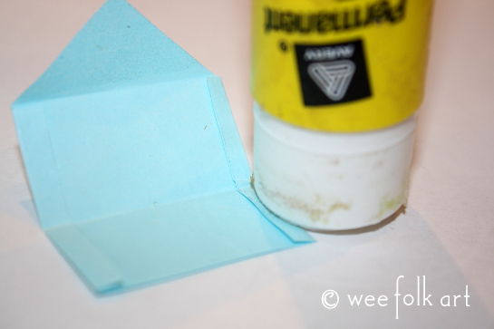 miniature envelope tutorial glue1 545wm