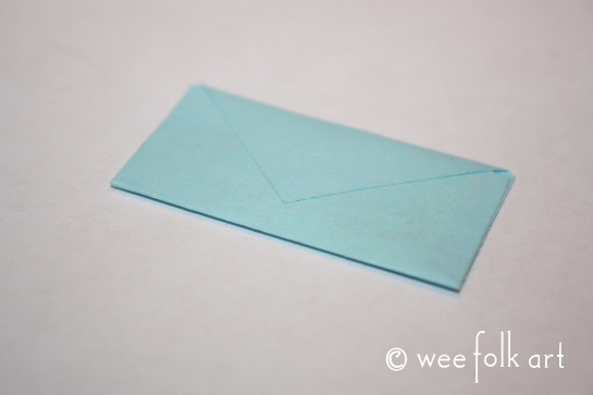 miniature envelope tutorial letter3 545wm
