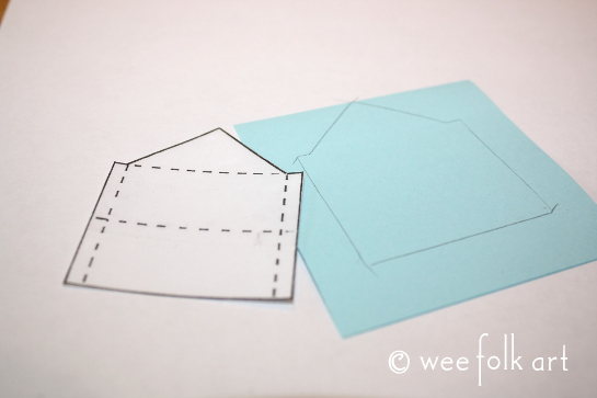 miniature envelope tutorial trace 545wm
