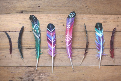 feather crafts 3
