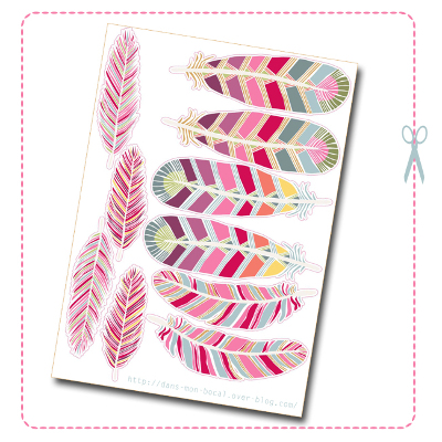 feather crafts 4