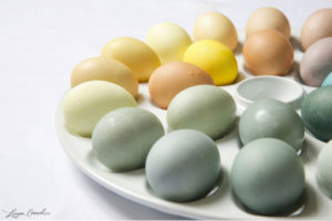 lauren-conrad - natural Easter egg dye recipes