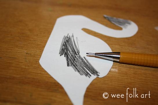 wooden swans 2 545wm
