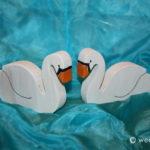 Wooden Swans Tutorial