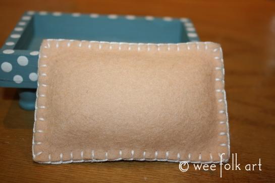 miniature mattress and pillow 5 545wm