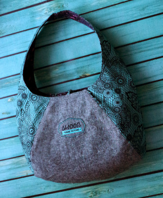 Free Sewing Pattern laney Hobo Bag