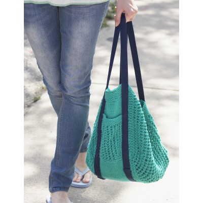 go green market bag pattern