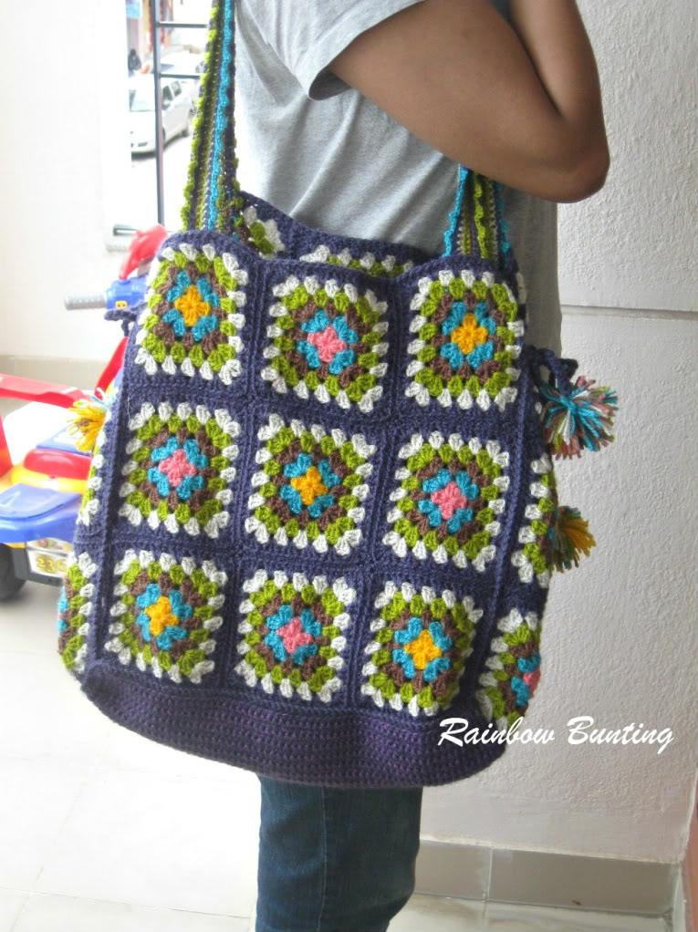 23 Market Bag Patterns To Crochet Knit Or Sew Wee Folk Art
