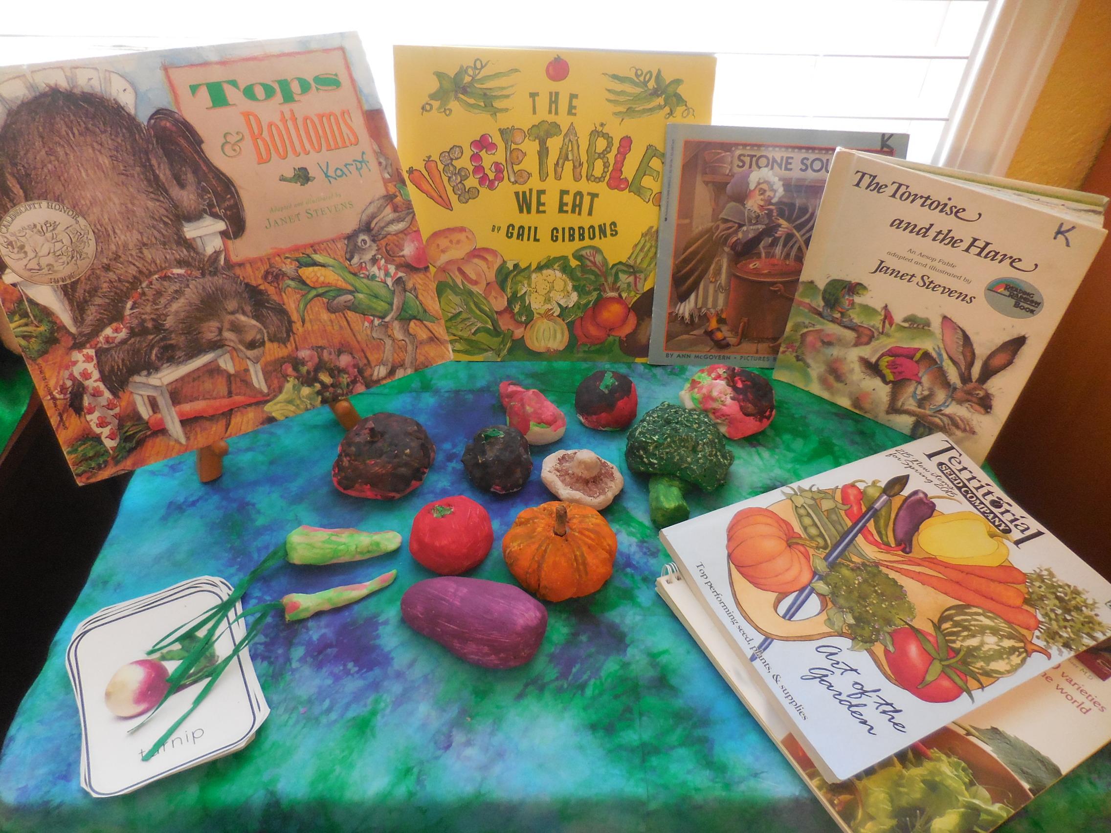 Wee Folk Art Homeschool Companion Simple Seasons Harvest Time