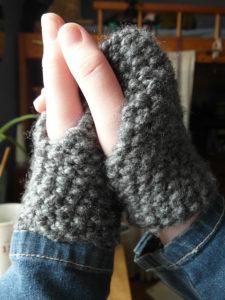 bofur's mittens hobbit movie inspired knitting patterns