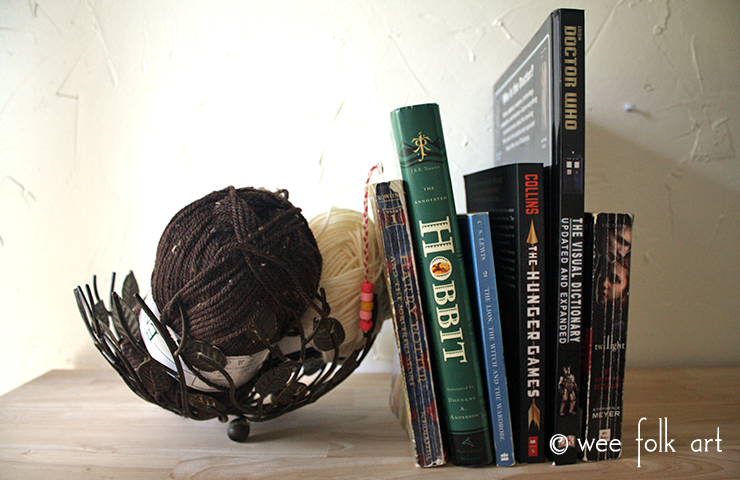 Book and Movie Inspired Knitting Patterns