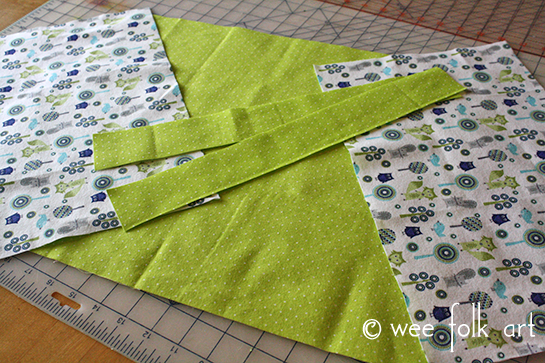drawstring-shoe-bag-pattern-cut-pieces