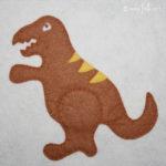 Dinosaur Collection :: T-Rex Applique