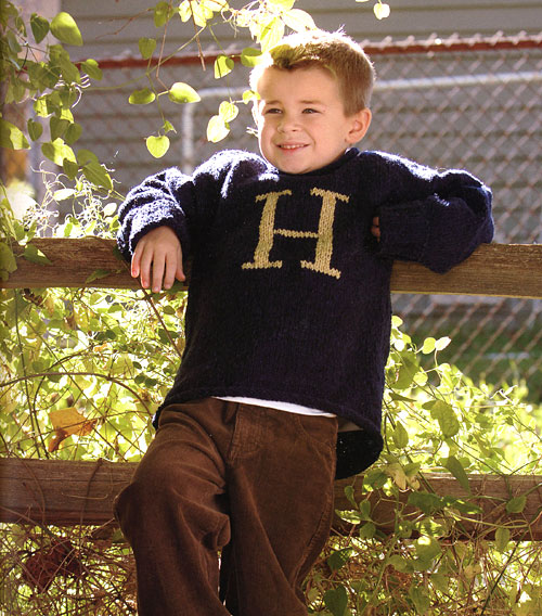 Harry Potter Weasley Sweater Movie Inspired Knitting Patterns