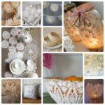 Doily Crafts – Versatile and Beautiful