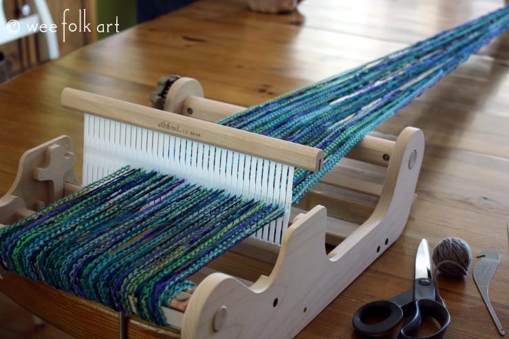 rigid heddle loom weaving 2 740wm