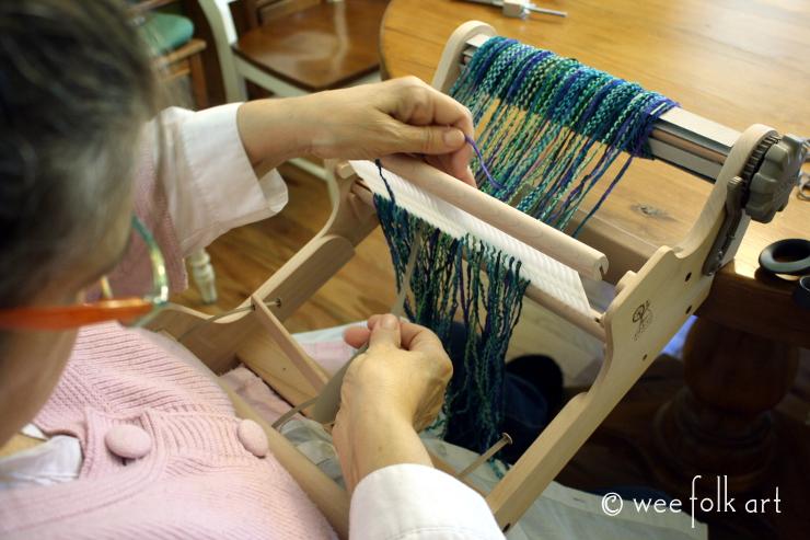 rigid heddle loom weaving 3 740wm