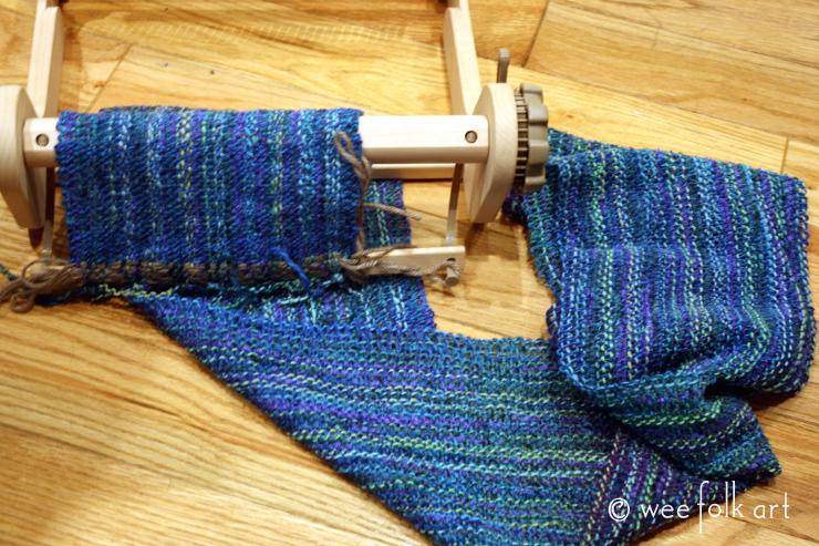 rigid heddle loom weaving 7 740wm