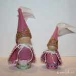Gnome Princess Costume for Autumn Celebrations!