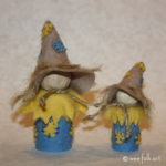 Gnome Scarecrow Costume for Autumn Celebrations
