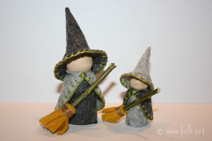 gnome witch costume