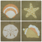 Stroll on the Beach Applique Collection