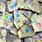 Easter Bunny Bark via Sally's Baking Addiction