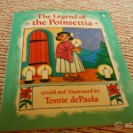 Advent Week 2 – The Legend of the Poinsettia