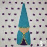 Gnome Applique Block