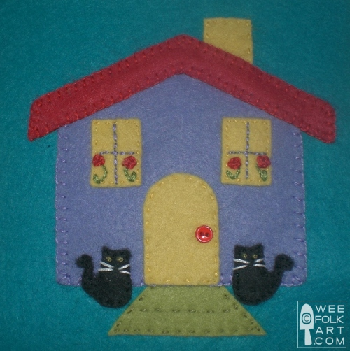 Fleece Applique