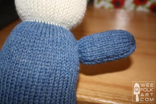 759812205 Basic Knit Doll in 6 Sizes - Wee Folk Art