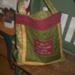 The Crooked Bush House Tote Bag