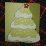 Christmas Corner – Christmas Tree Cards and Spur of the Moment Giveaway!
