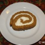 Cream Cheese Pumpkin Roll and an Invitation to Share a Pumpkin Recipe