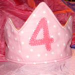 Fairy's Birthday Crown