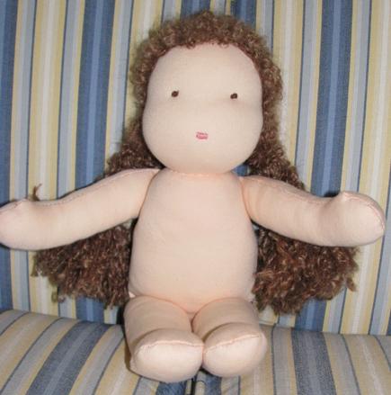 Waldorf Doll, Daisy