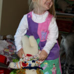 Knitted in the Round 12″ Baby Doll – Part 1 – Knitting the Body