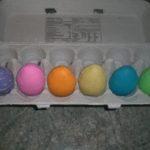 Felt Easter Eggs