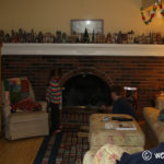 My Vacation Project – Fireplace Redo