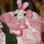 Gnome Cups, Plates and Vases