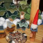 Winter Gnome House