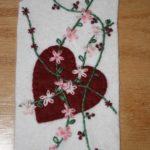 Gnome Valentine Banner
