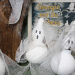Revisiting our Gourd Ghost Sculpture