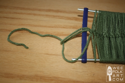 hairpin lace crochet loom instructions